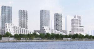 Новый микрорайон «ЗИЛ-Юг» действительно будет похож на футуристический южный город