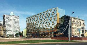 Архсовет одобрил проект отеля в Доме связи на Новом Арбате