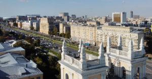 Один день на Ленинградском проспекте