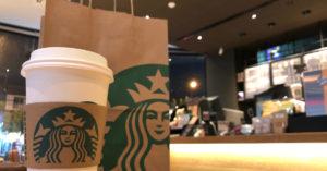 «Старбакс» начал доставлять по Москве кофе и еду