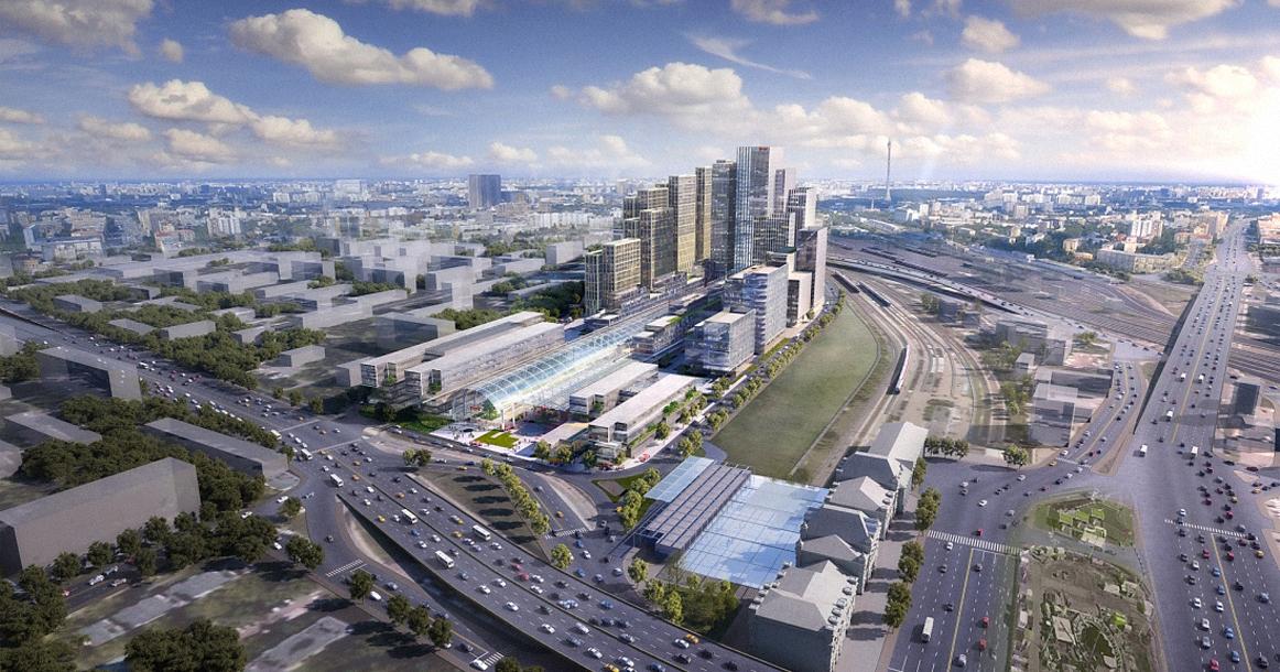 Russian Towns, Cities / Urban Development - Page 5 Nikken-Sekkei-1
