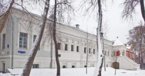 Дом недели: палаты дьяка Адриана Ратманова в Большом Козловском переулке