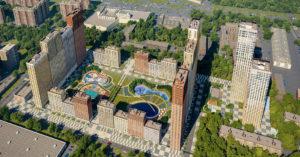 На севере Москвы появится новая городская площадь