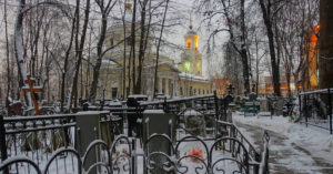 Купцы, московский градоначальник и Децл: прогулка по Пятницкому кладбищу