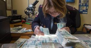 В прошлом году в Москве дали взяток на 2,3 млрд рублей