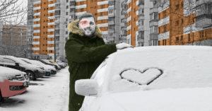 Как эпидемия повлияла на роман москвичей с их авто