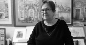 «Чтобы нарисовать Москву, всей жизни не хватит» — художница Алена Дергилева