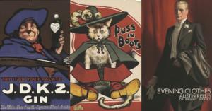 Исторические постеры из лондонского метро можно посмотреть на «Выставочной»