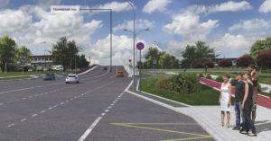 Новая эстакада на северо-востоке Москвы должна разгрузить Алтуфьевское шоссе