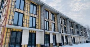 Элитное жилье в Серебряном бору признали незаконным. По документам там строят спорткомплекс