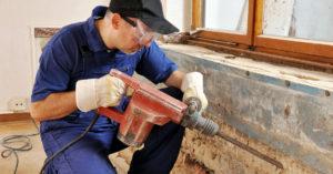 Слишком шумно: ремонт в жилых домах предложили ограничить тремя днями в неделю