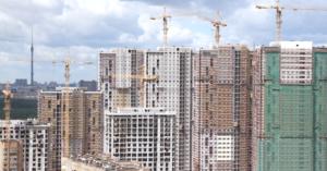 Только треть москвичей недовольна высокоэтажной застройкой
