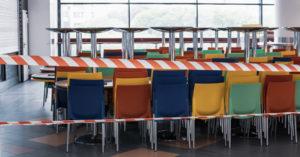 В центре Москвы закрылось 208 ресторанов и кафе за год