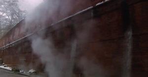 Китайгородскую стену затопило кипятком. Специалисты опасаются за сохранность памятника