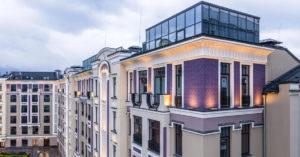 Спрос на апартаменты в центре Москвы за декабрь вырос почти на 45%