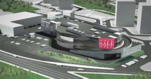 В Коммунарке построят торговый центр с паркингом на крыше