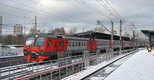 Три станции МЖД на территории Москвы с 25 марта переименуют