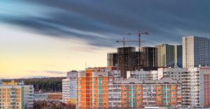 С московского рынка ушли почти все ненадежные застройщики