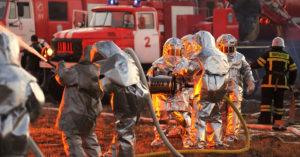 Создан спецотряд из 650 единиц техники для предотвращения летних пожаров в Московском регионе