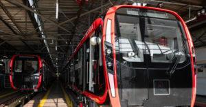 Поезд метро «Москва-2020» получил одну из самых престижных в мире дизайн-премий