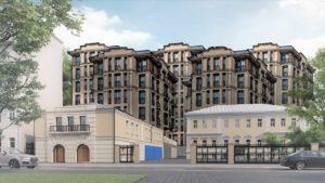 Главный архитектор элитного ЖК между Ордынкой и Пятницкой ответил на критику проекта