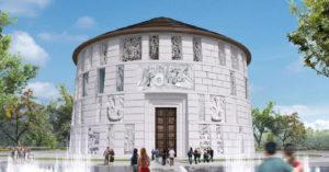 В Тушино построят трехэтажный интерактивный православный культурный центр