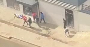 В Коммунарке строители устроили массовую драку со стрельбой