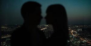 «Джент» подарил ночь в «Москва-Сити» московской паре, выигравшей в конкурсе