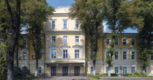 Дом недели: здание Первой московской гимназии в Большом Знаменском переулке