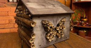 В московских парках установят домики-гостиницы для насекомых