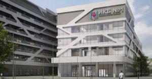 На Волоколамском шоссе построят лечебно-диагностический комплекс в стиле хай-тек
