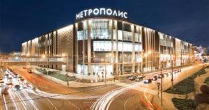 В «Метрополисе» запустят иммерсивный шопинг