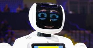 Робот, разработанный в «Сколково», стал сотрудником полиции Дубая