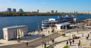 Платите «Тройкой»: из Химок до Северного речного вокзала пустят регулярный маршрут по воде
