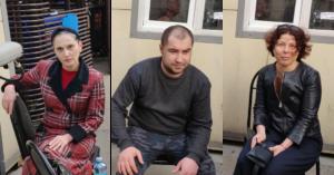 Жители Тверского устроили сидячий флешмоб, чтобы не дать застройщикам перекопать Пыхов-Церковный проезд