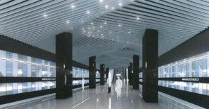 Вот как будет выглядеть сверкающая станция БКЛ «Аминьевская»