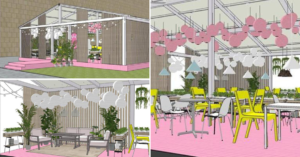 Ikea и Eggsellent откроют летнее поп-ап кафе на террасе «Фаренгейта» на Тверском бульваре