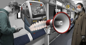 Как московский транспорт превратился в Московский Транспорт: что нам транслирует метро-ТВ