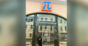 На Покровке рядом с баром «ЙУХ» готовится к открытию кафе «π zdes»