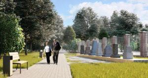 Исчезнувшее Семеновское кладбище возродится в виде «Сада памяти»