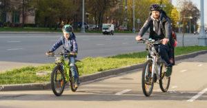 Жители Красной Пресни требуют сделать им велодорожки