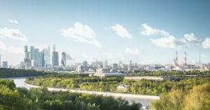 Военный аналитик Калеб Ларсон назвал Москву самым защищенным городом при ядерной войне