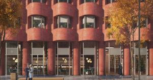 У жилого дома на «ЗИЛарте» будет вот такой волнообразный фасад