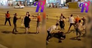 Пятеро задержаны: возле метро «Молодежная» скинхеды подрались со спортсменами