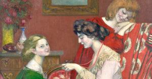 Пушкинский музей 13 июля открывает выставку «Музы Монпарнаса» о легендарных женщинах Парижа