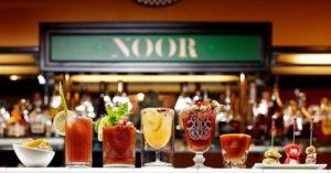 Noor угостит коктейлем в выходные всех, кто до пятницы привьется