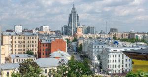 В московском воздухе превышена допустимая концентрация оксида азота
