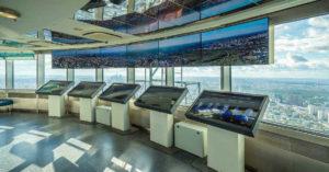 Смотровые площадки Останкинской башни открыли для посещения впервые за 15 месяцев