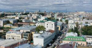 Aрендa однокомнатной квартиры в среднем по Москве обходится в 43% от зарплаты