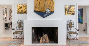 Во флигеле усадьбы Баулиных на Таганке открылась галерея интерьерного искусства DC Gallery